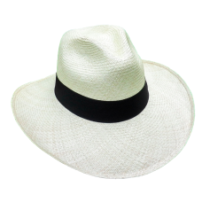 Aguadeno Hat Wide Brim White