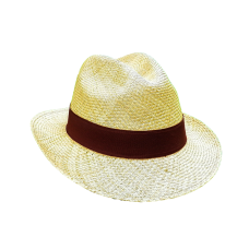 Maximum quality aguadeno hat gardeliano brown