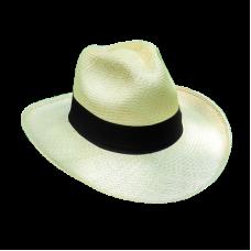 Aguadeño Hat Maxima Calidad Monaco Blanco