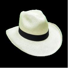 Sombrero Aguadeño Superfino Monaco Blanco