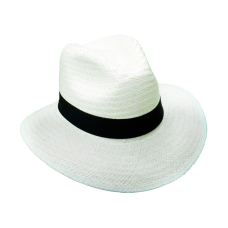 Economic White Traditional Aguadeño Hat